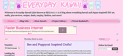 everyday kawaii